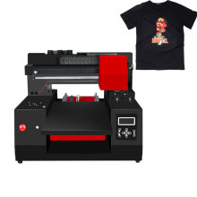 Machine d'impression de t-shirt numérique A3