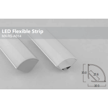 Sector Shape Aluminum Profile