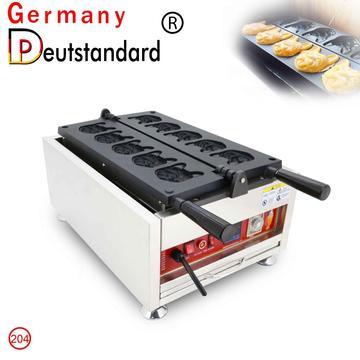 Commercial digital dog head waffle machine