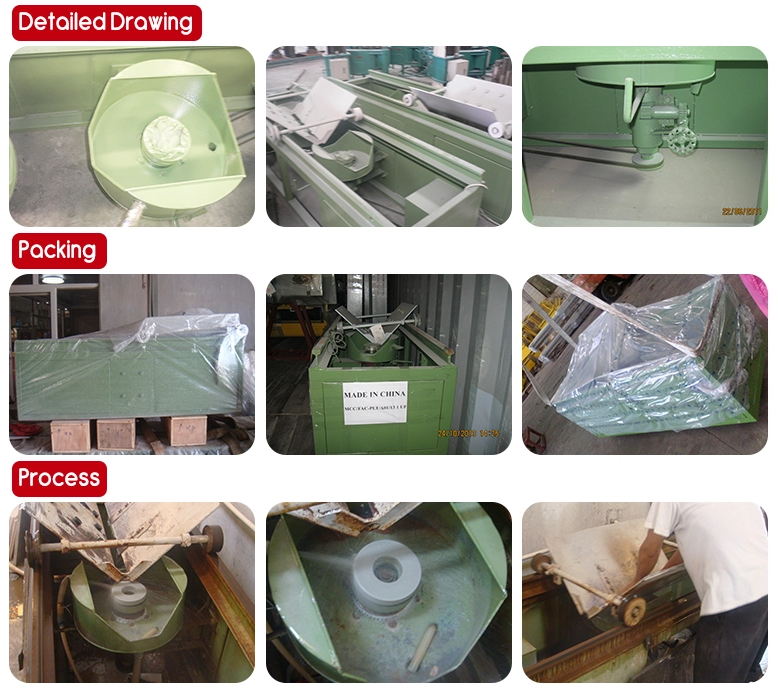 Stone Chamfering Machine