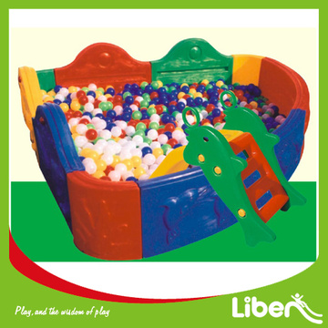 Kids plastic ball pool