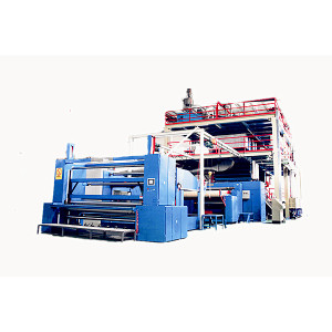New design non woven machine