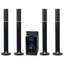Factory best selling for Supply 5.1CH Tower Speaker,Multimedia Speaker With Mic Input,Speaker With Mic to Your Requirements 5.1 home 6.5 inch subwoofer mp3 speaker export to India Wholesale