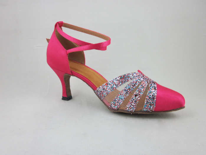Ballroom Shoes Pink