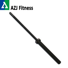 1500LB Black Phosphide WeightLifting Bar