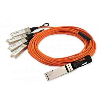 High Quality for Qsfp+ Transceiver Module 40G QSFP+ to 4SFP+ AOC export to Mexico Suppliers