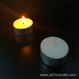 12g white tealight candle christmas candle