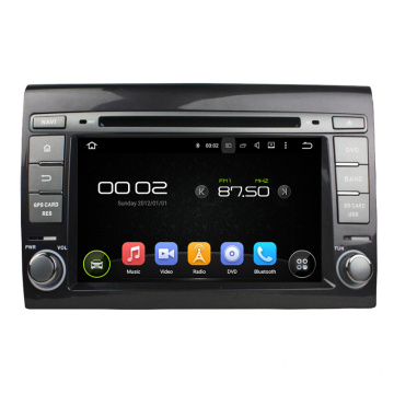 Pūnaha Fiat Bravo Car Audio Android 7.1.1