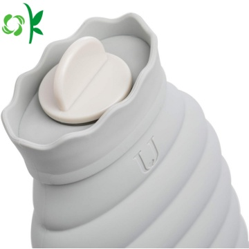 Popular Silicone Hot Water Bag for Pain Relief