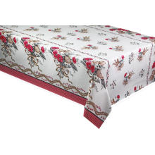 Pvc Printed fitted table covers Runner Tutorial
