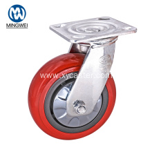 Heavy Duty Swivel Plate Caster Wheel