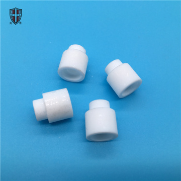 crystallite glass mica macor ceramic tube bolt sleeve