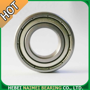 Industrial Deep Groove Ball Bearing 6304zz (20*52*15mm)