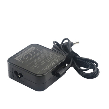 Factory 19V 3.42A Notebook Charger Square Adapter