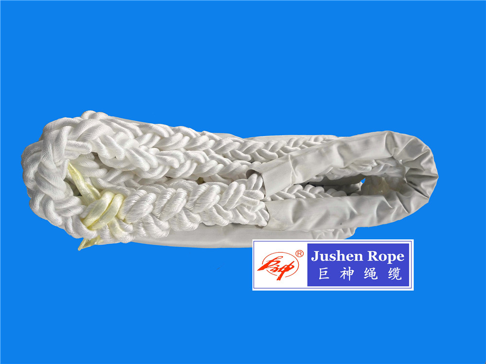 High quality jacketed mooring tail