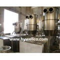 Veterinary Drug Fluidized Dry Granulator