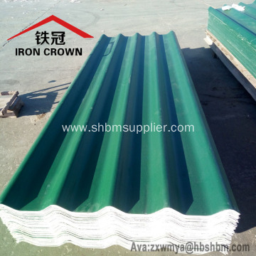 Iron Crown Anti-Mould Sound-Insulating MgO Roofing Sheets