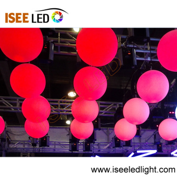 DMX512 Professional Stage Decoration Led Lift Ball
