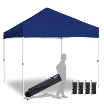 custom 10x10 canopy tent cover with company logo