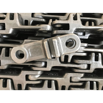 Double Series Drop Forged Link for Chain Conveyor