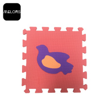Non-smell Non-Toxic EVA Foam Animal Puzzle Mat
