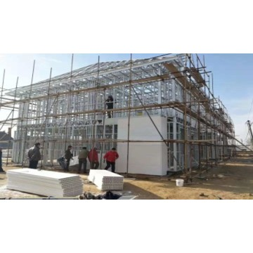 Good Quality Engineering Prefab Steel Structure Building