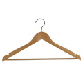 Strong Natural Hotel Wooden Clothes Hanger