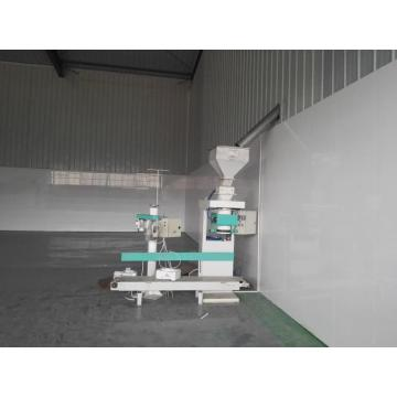 Activated carbon packaging equipment