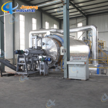 OEM Supplier for Batch Waste Plastic Pyrolysis Plant Oil Extraction from Plastic Waste supply to Liberia Importers