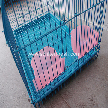 Excellent quality price for Metal Cage,Small Metal Cage,Heavy Duty Metal Cage Manufacturers and Suppliers in China Powder Coated Welded Wire Mesh Animal Cage export to Spain Wholesale