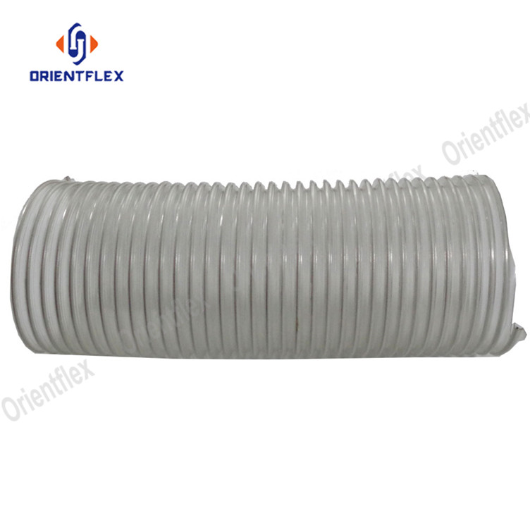 Pvc Steel Wire Duct Hose 6