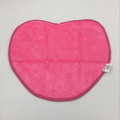 red heart micro fiber beach towel