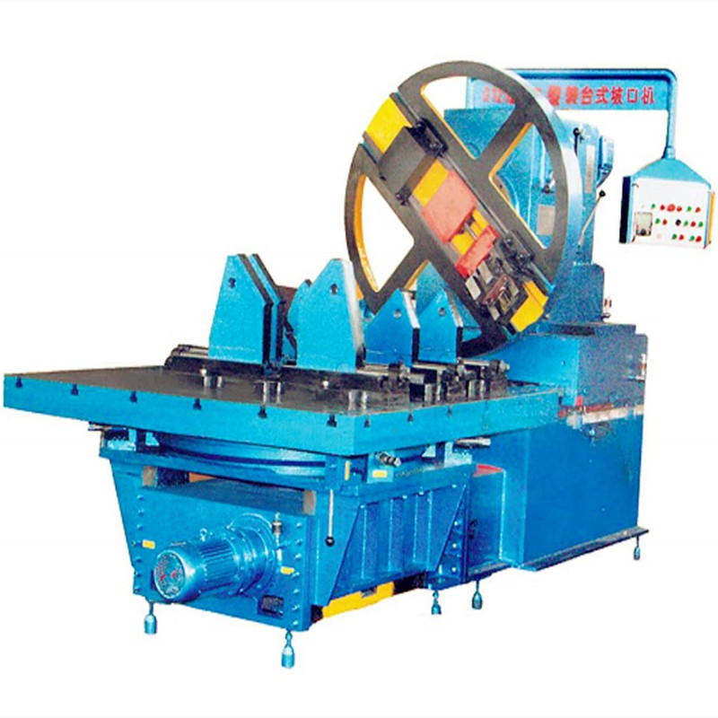 Pipe Fitting Beveling Machine