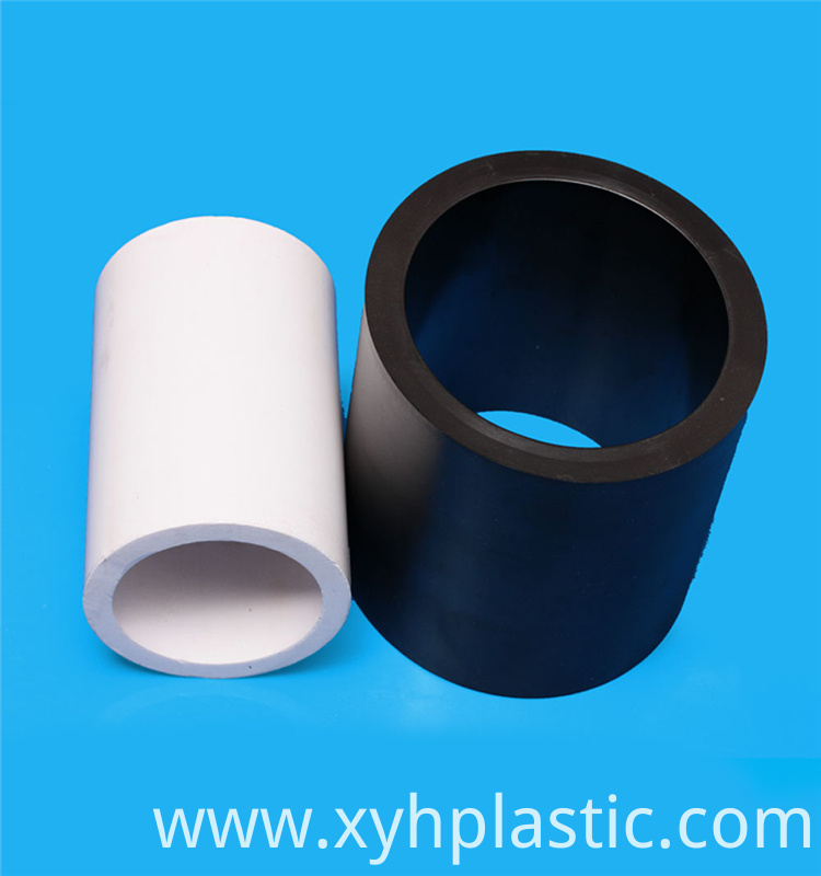 Hard PTFE Teflon Hollow Bar