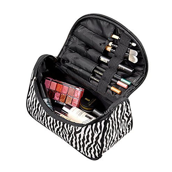 Handle Makeup Bag