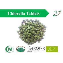 Food Grade Cell Wall Broken Chlorella Tablets