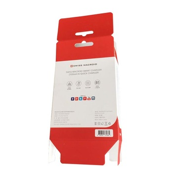 Environmental Protection Plug Packaging Boxes