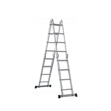 16 STEPS high quality aluminum ladder