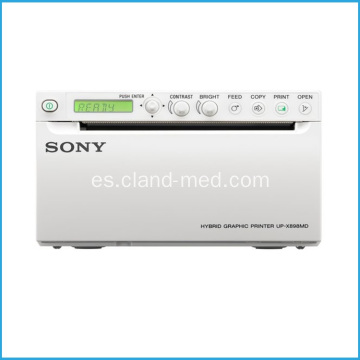 Impresora de ultrasonido en blanco y negro SONY UP-X898MD