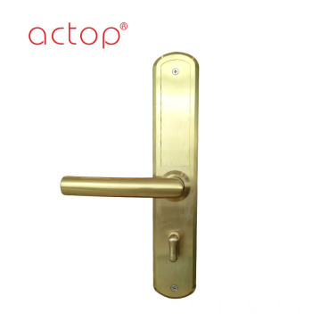 stainless steel access control Amazon hotel door lock