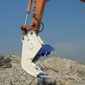 Excavator hydraulic grapple for sale