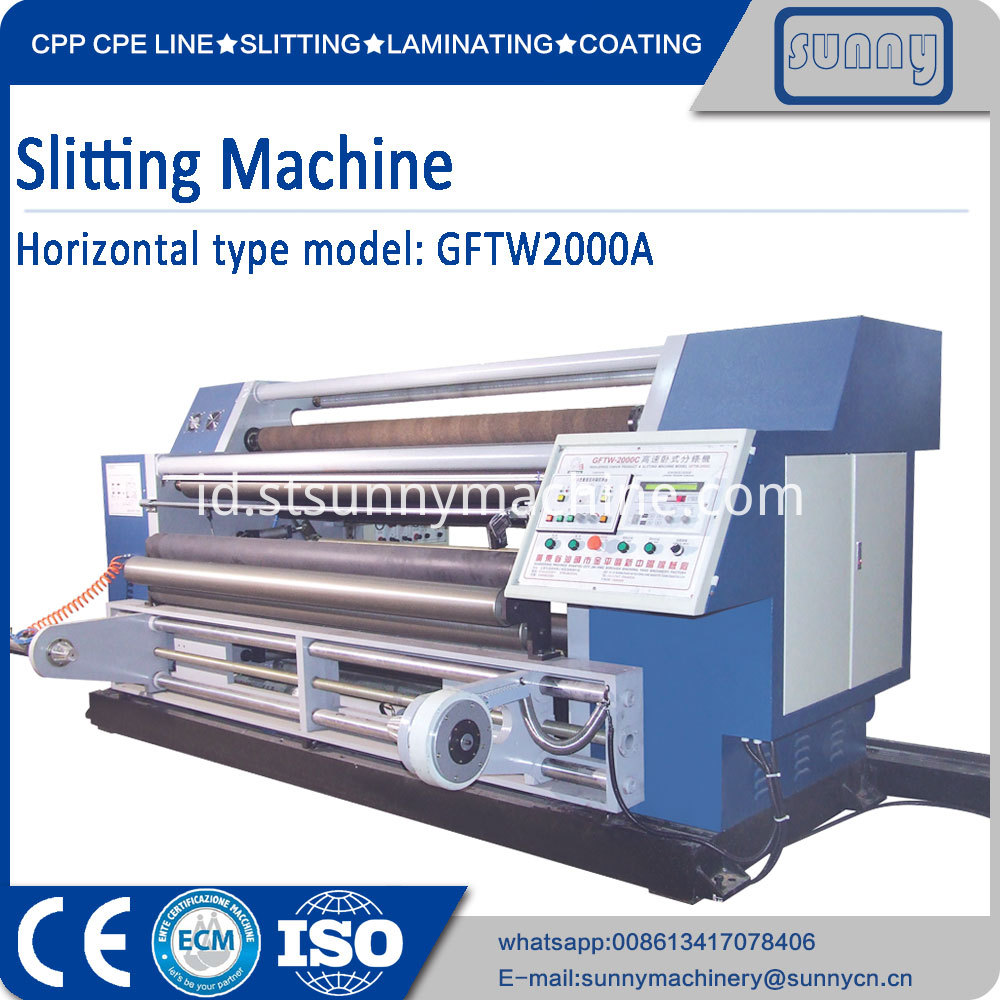 Slitting-machine-horizontal-type-GFTW-2000A-2