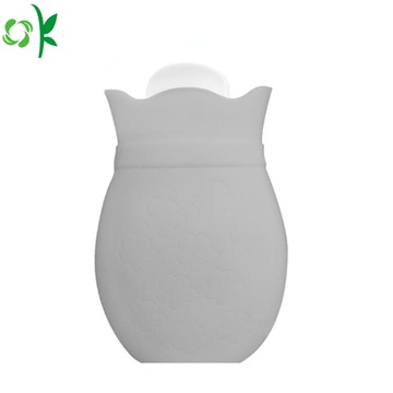 Multicolor Silicone Hot Water Bag for Gift