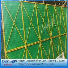 durable safety building climbing frame mesh