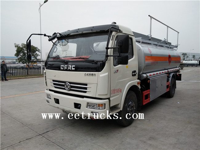 Dongfeng Oil Tank Trucks