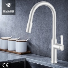 High Quality Deck Mounted Pre Rinse Kitchen Faucet