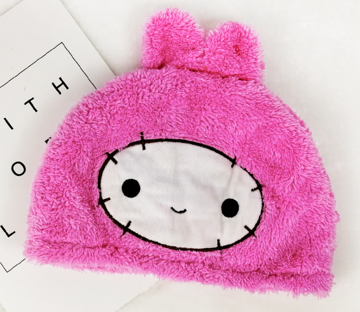 Cute Animal Fleece Hat
