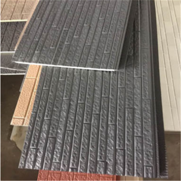 Aluminium pu insulated metal wall cladding