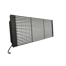 Led panel screen outdoor