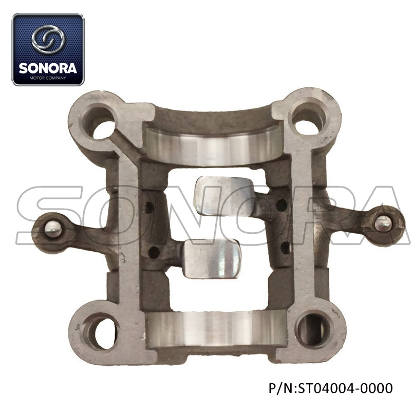 139QMA GY6 50 Rocker arm Holder for 64MM valve (P/N:ST04004-0000)Complete Spare Parts Top Quality